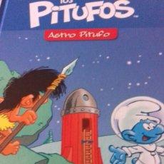 Libros: LOS PITUFOS ASTRO PITUFO. Lote 127767036