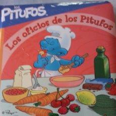 Libros: LOS OFICIOS DE LOS PITUFOS. Lote 128257122