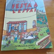 Libros: THE COBI TROUPE. FESTA A L'ESPAI. MARISCAL. Lote 128555703