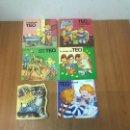 Libros: LOTE DE CUENTOS TEO Y MÁS. Lote 132334230