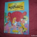 Libros: ALICIA EN EL PAÍS DE LAS MARAVILLAS DE DISNEY, CÍRCULO DE LECTORES, 1994. Lote 132396914