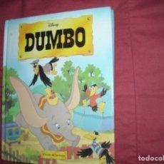 Libros: DUMBO-CLÁSICOS WALT DISNEY CIRCULO LECTORES 1994. Lote 132397306