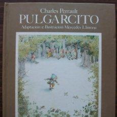Libros: PULGARCITO. CHARLES PERRAULT.. Lote 133668346