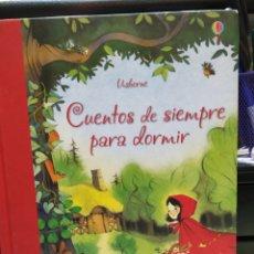 Libros: CUENTOS DE SIEMPRE PARA DORMIR. USBORNE. Lote 133809394