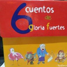 Libros: 6 CUENTOS DE GLORIA FUERTES. Lote 133809846