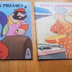 Libros: LOTE 2 CUENTOS DE POPEYE EDITORIAL ROMA AÑO 1982. Lote 134846318