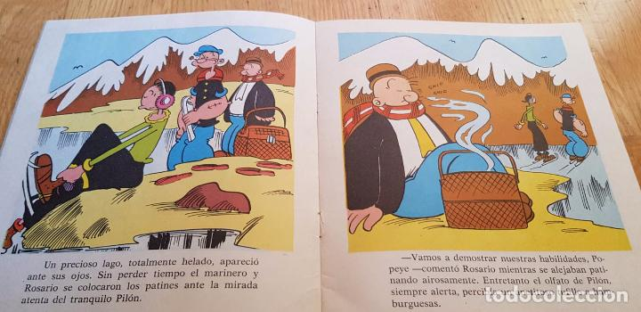 Libros: LOTE 2 CUENTOS DE POPEYE EDITORIAL ROMA AÑO 1982 - Foto 2 - 134846318
