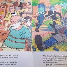 Libros: LOTE 3 CUENTOS EL INSPECTOR GADGET AÑO 1987. Lote 134847106