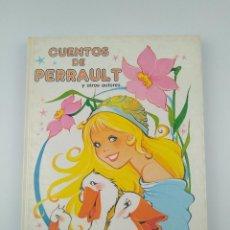 Libros: CUENTOS DE PERRAULT MARIA PASCUAL SUSAETA. Lote 135056650
