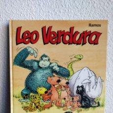 Libros: LEO VERDURA. RAMOS. PEQUEÑO PAÍS. ALTEA. Lote 135731386