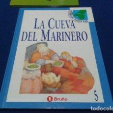 Libros: LIBRO EDICIONES BRUÑO ( LA CUEVA DEL MARINERO ) 1992 HISTORIAS DEL PLANETA AZUL Nº 5 NUEVO. Lote 136081578
