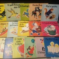 Libros: COLECCIÓN COMPLETA CUENTOS LLIBRES PUTXI ED.CATALANA. Lote 136626924