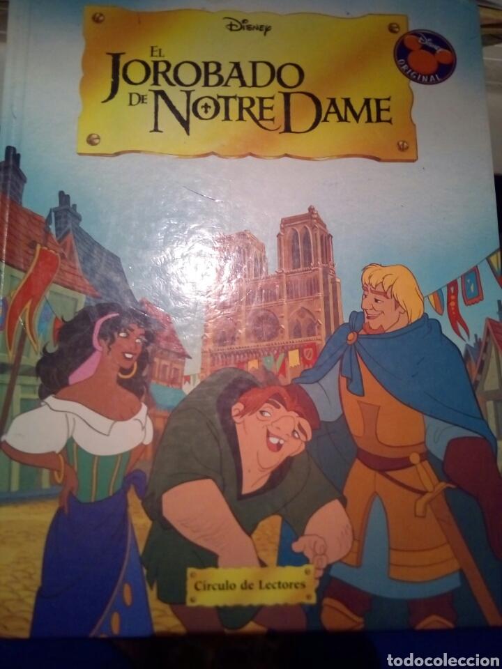 EL JOROBADO DE NOTREDAME (Libros Nuevos - Literatura Infantil y Juvenil - Cuentos infantiles)