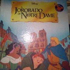 Libros: EL JOROBADO DE NOTREDAME. Lote 136748126