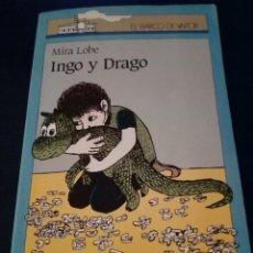 Libros: INGO Y DAGO. Lote 139893958