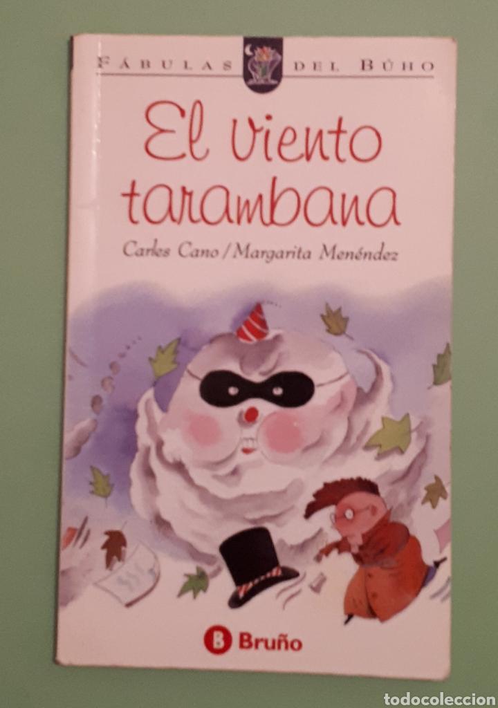 LIBRO EL VIENTO TARAMBANA (Libros Nuevos - Literatura Infantil y Juvenil - Cuentos infantiles)