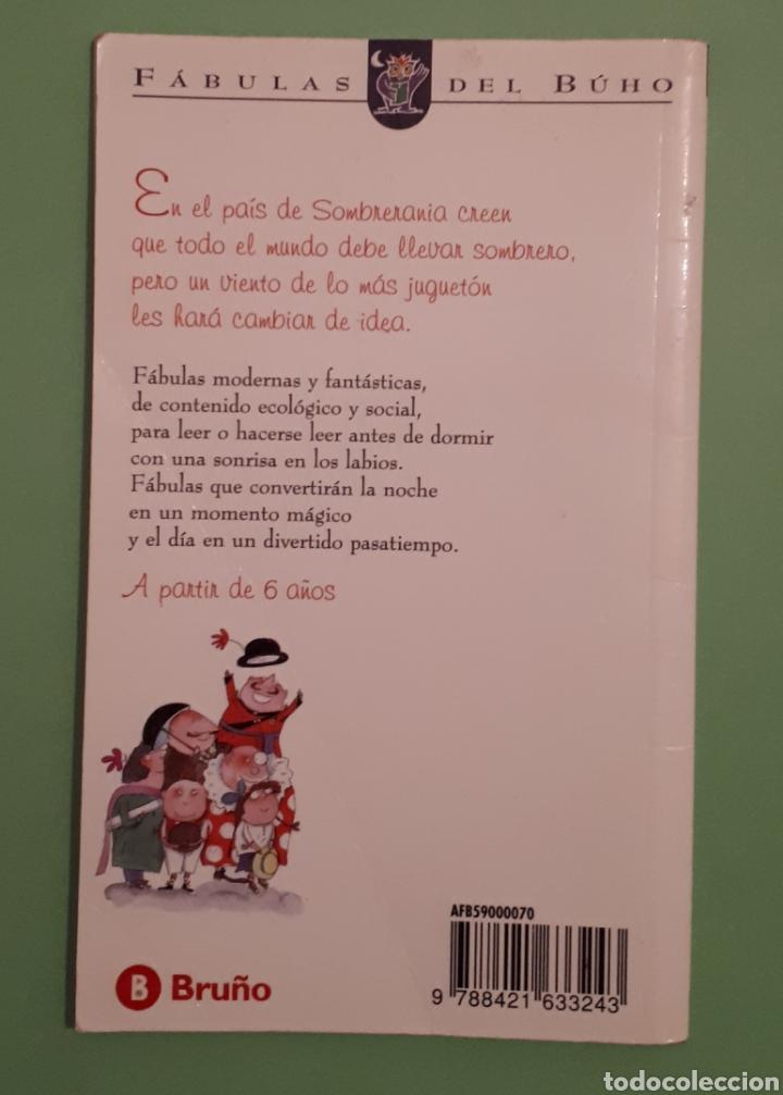 Libros: Libro El viento tarambana - Foto 2 - 140932266