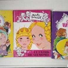 Libros: LIBROS DE CUENTOS. Lote 141536098