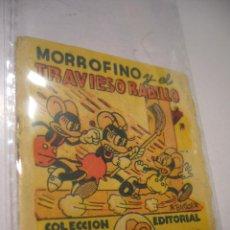 Libros: MORROFINO. Lote 142479938