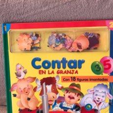 Libros: CONTAR EN LA GRAJA. Lote 142586284
