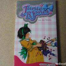 Libros: JUNIES B. JONES VA DE BODA Nº 9. Lote 143421802