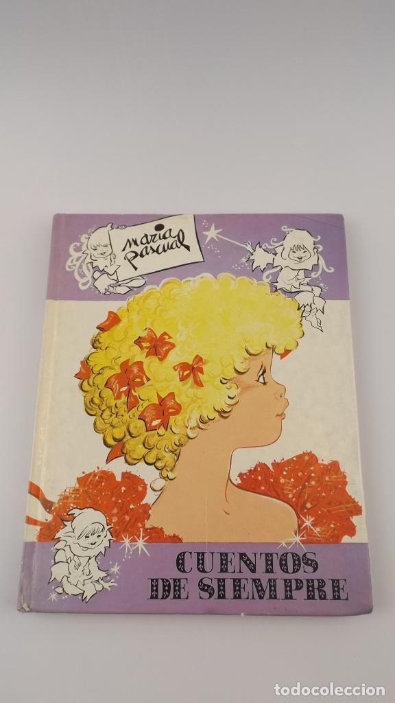 CUENTOS DE SIEMPRE MARIA PASCUAL (Libros Nuevos - Literatura Infantil y Juvenil - Cuentos infantiles)