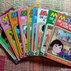 Libros: CÓMICS MARCO,DE LOS APENINOS A LOS ANDES. Lote 144799604
