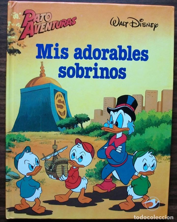 MIS ADORABLES SOBRINOS. PATO AVENTURAS. (Libros Nuevos - Literatura Infantil y Juvenil - Cuentos infantiles)