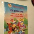 Libros: MÓN ROSEGADOR. DIVERTEIX-TE I JUGA AMB GERONIMO STILTON. Lote 146795238
