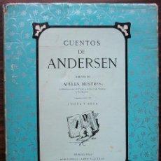 Libros: CUENTOS DE ANDERSEN.. Lote 146797206