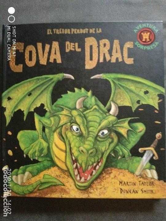 EL TRESOR PERDUT DE LA COVA DEL DRAC (Libros Nuevos - Literatura Infantil y Juvenil - Cuentos infantiles)