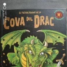 Libros: EL TRESOR PERDUT DE LA COVA DEL DRAC. Lote 147707634