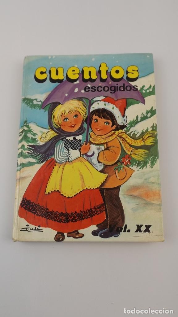 CUENTOS ESCOGIDOS VOLUMEN 20 SUSAETA (Libros Nuevos - Literatura Infantil y Juvenil - Cuentos infantiles)