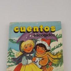 Libros: CUENTOS ESCOGIDOS VOLUMEN 20 SUSAETA. Lote 147726518