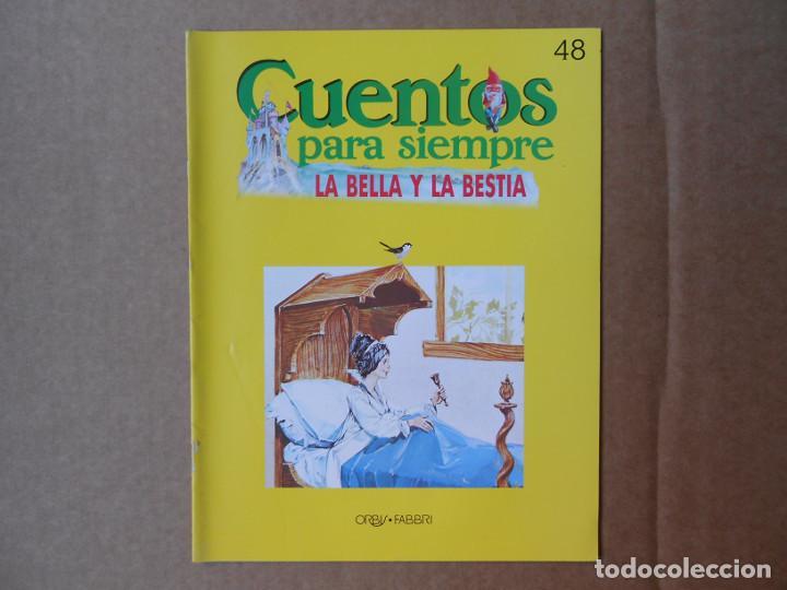 CUENTOS PARA SIEMPRE. Nº 48. ORBIS - FABBRI. 1989 (Libros Nuevos - Literatura Infantil y Juvenil - Cuentos infantiles)