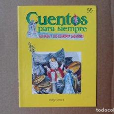 Libros: CUENTOS PARA SIEMPRE. Nº 55. ORBIS - FABBRI. 1989. Lote 149687966