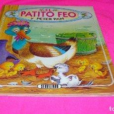 Libros: EL PATITO FEO Y PETER PAN. Lote 152353142