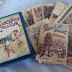 Libros: CUENTOS DE CALLEJA LOTE DE 12 CUENTOS. Lote 153877342