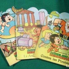 Livros: LOTE DE CUENTOS TROQUELADOS DE ANGELINO Y DEMONIETE VER DESCRIPCION CJ 14. Lote 154522610