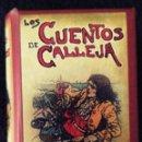 Libros: LOS CUENTOS DE CALLEJA (12 CUENTOS CON ESTUCHE).. Lote 154734694