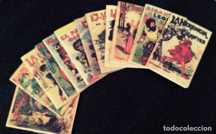 Libros: LOS CUENTOS DE CALLEJA (12 cuentos con estuche). - Foto 3 - 154734694