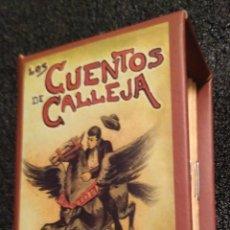 Libros: LOS CUENTOS DE CALLEJA (12 CUENTOS CON ESTUCHE).. Lote 154734726