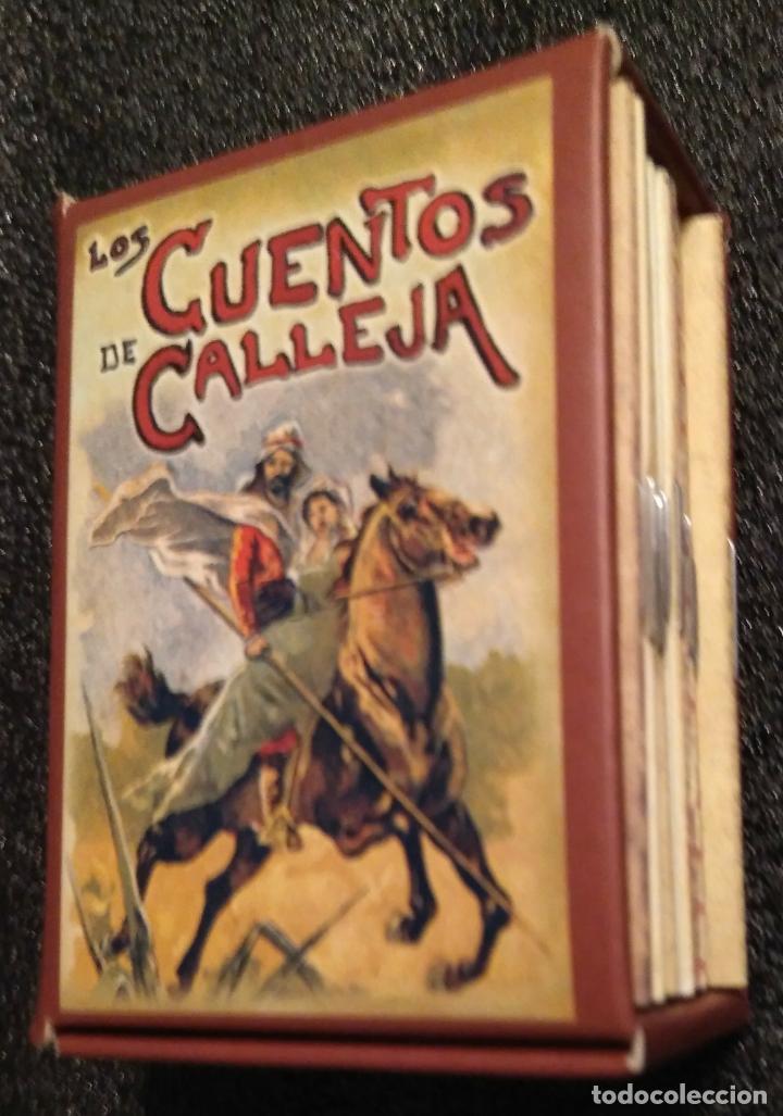 LOS CUENTOS DE CALLEJA (12 CUENTOS CON ESTUCHE). (Libros Nuevos - Literatura Infantil y Juvenil - Cuentos infantiles)