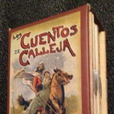 Libros: LOS CUENTOS DE CALLEJA (12 CUENTOS CON ESTUCHE).. Lote 154734746