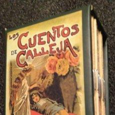 Libros: LOS CUENTOS DE CALLEJA (12 CUENTOS CON ESTUCHE).. Lote 154734778