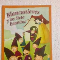 Libros: LOS MEJORES CUENTOS DE SIEMPRE. LOTE DE 7 CUENTOS. NUEVOS.. Lote 154926734
