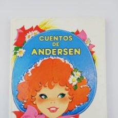 Libros: CUENTOS DE ANDERSEN 1 SUSAETA MARIA PASCUAL. Lote 155374954