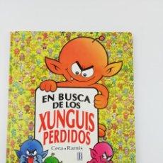 Libros: EN BUSCA DE LOS XUNGUIS PERDIDOS CERA RAMIS. Lote 155388366