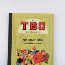 Libros: EL TBO DE SIEMPRE 1 PARA TODAS LAS EDADES INCLUIDA LA DE PIEDRA. Lote 155395918