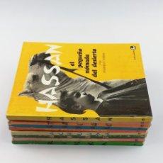 Libros: COLECCION NIÑOS DEL MUNDO FHER 9 TOMOS. Lote 155396650